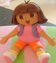 looks like it might be a Dora Cake this year for Claire.....