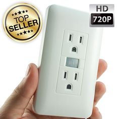 Hidden Camera Nanny Cam - SEE THE WORLD'S BEST COVERT HIDDEN CAMERAS AT http://www.spygearco.com/spy-cameras-with-audio.php