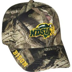 Ncaa Men's North Dakota State Bison Mossy Cap, Green