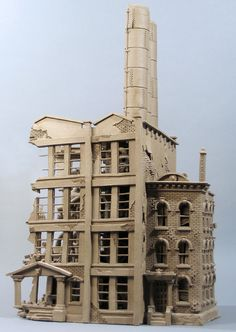 Passaic Paint - John Brickels, Architectural Sculpture and Claymobiles, peruse entire gallery!