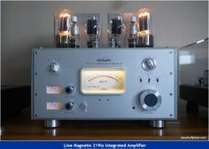 Line Magnetic 219ia Integrated Amplifier