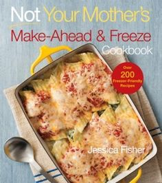 Make-Ahead and Freeze Lasagna. Use GF noodles.