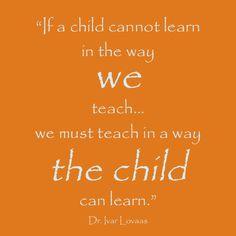 This is my philosophy as a teacher.