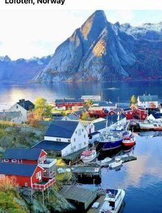 Beautiful Landscape Photography, Beautiful Landscapes, New Puzzle, Lofoten, Yolo, Location History, Mount Everest, Beautiful Places, Peace