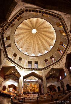 Church of the Annunciation, Nazareth, Northern Israel.