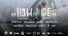 KTC HOMAGE TEASER. Homage- expression of high regard... so you already know what time it is with us.   FEATURING:   MARK WILSON- TOMMY GESME- DERREK LEVER- JOHNNY BRADY- IAN BOLL- RILEY NICKERSON- IAN HART- FRIENDS  Proudly Supported by:  DRAGON- 686- ANALOG- BURTON- ROME- SMITH- CELSIUS- ASHBURY- HOWL- HOLDEN  Media Partners:  SNOWBOARDER MAGAZINE- METHOD MAG  FOR MORE VISIT:  VGSNOW.COM  Instagram: @keep_the_change