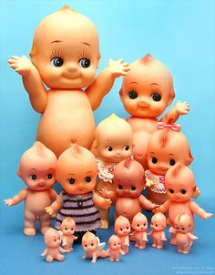 Kewpie~Kewpie~~Kewpie~~~ by dressy doll, via Flickr