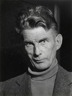 Brassaï (Gyula Halász). Samuel Beckett. 1957 | MoMA