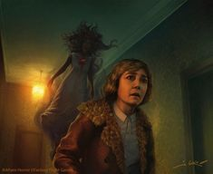 Call Of Cthulhu, My Mom, Card Games, Haha, Horror, Illustration, Garden, Painting, Instagram