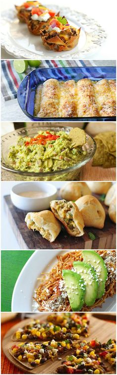 20 {Easy} Recipes For Cinco De Mayo!
