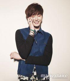 Lee Jong Suk - Marie Claire Magazine April Issue 13