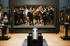 Explore the Rijksmuseum with our English Speaking Guides who will lead you through the museum & grant you Skip the Line access to this 2 hour semi-private tour with no more than 8 travelers!