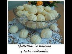 Galletitas de Maicena y Leche condensada, Sequilhos brasileros - YouTube