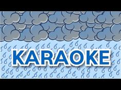 Prší, prší (karaoke) - YouTube Leto, Karaoke, Make It Yourself, Music, Youtube, Musik, Muziek, Musica, Youtubers