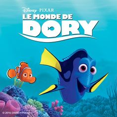 Le Monde de Dory, les jouets issus du film Disney sont chez Bandai : jeux de bain, peluches, figurines, jeu à personnaliser, jeu de société, jouet d'imitation…#LeMondeDeDory #Dory #Bandai #Jouet #Enfant #Disney #Pixar #film