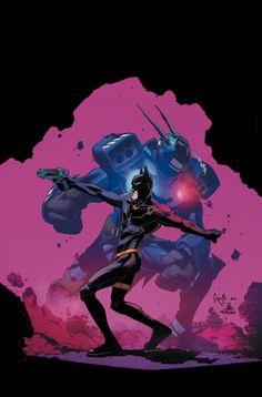 DC Comics OCTOBER 2015 Solicitations - ALL the Main DC Titles | Newsarama.com