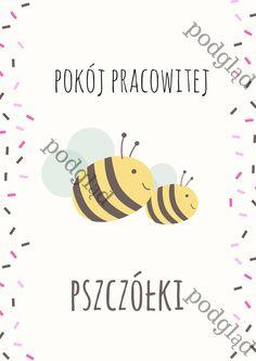 #pokójpracowtejpszczółki #poster #pszczółka