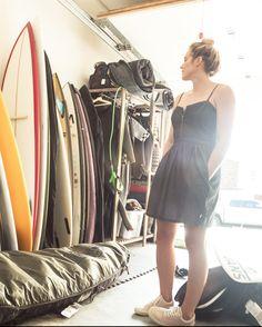 Vans Surf's Leila Hu