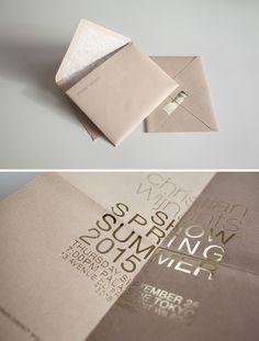 12 Creative Picks From New York 2010 Unique wedding invitation