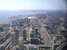 CN Tower in Toronto, ON