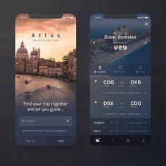 Design by . Ios App Design, Mobile App Design, Web Mobile, User Interface Design, Mobile Login, Android Design, Android Ui, Ui Design Tutorial, Interaktives Design