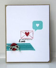 KandRdesigns: Sending You Love