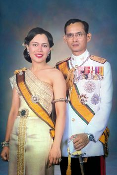 Our Beloved King & Queen