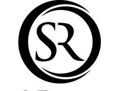 S Logo Design, Wedding Logo Design, Minimal Logo Design, Wedding Logos, Lettering Design, Monogram Logo, Sr Logo, Best Tattoos For Women, Name Wallpaper