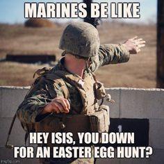 Marines Be Like - Military humor Usmc Humor, Marine Corps Humor, Police Humor, Nurse Humor, Military Jokes, Military Life, Army Memes, Military Slang, Military Beret
