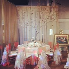 Dream Weddings by All Party Rentals www.allpartyrentals.com