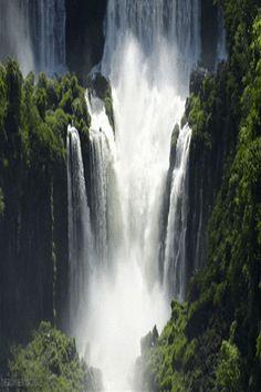 Iguazu+falls+the+most+beautiful+and+majestic+natural+waterfall+of+the+world!.gif (338×508)