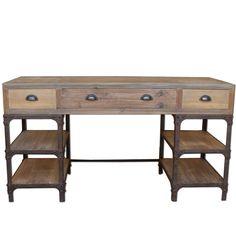 Industrial Desk from Interior Design Online NZ