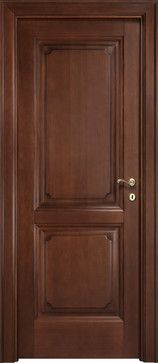Traditional Italian Designer Interior Doors by Le Porte di Barausse - evaa Traditional Interior Doors, Classic Doors, Door Design Interior, Wood Doors, Tall Cabinet Storage, Stairs, House Design, Windows, Cnc