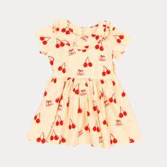Cheri Dress #minirodini #organic-cotton