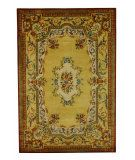 RugStudio presents Safavieh Empire EM822A Gold / Gold Hand-Tufted, Best Quality Area Rug