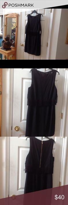 Little Black Dress Black Dress, Ivonka Trump, Size 14 New, With Tags Ivanka Trump Dresses