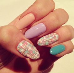 A little nail inspiration.