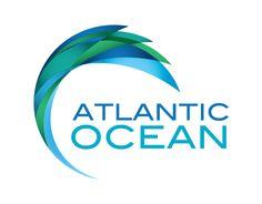 ATLANTIC OCEAN LOGO by Jessica Gilmore, via Behance