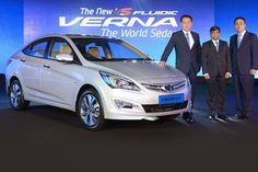 Hyundai India launches the all-new 4S Fluidic Verna starting @ Rs. 7.73 lakh