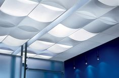 Illuminated ceiling panels