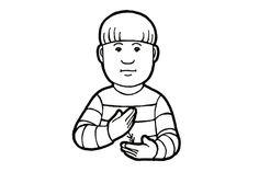 Mitä maksaa (Kuva: Elina Vanninen) Sign Language, Boys, Fictional Characters, Art, Baby Boys, Art Background, Kunst, Performing Arts, Senior Boys