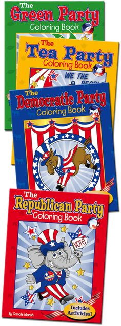 Political Parties for kids