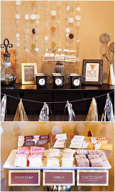Hot Cocoa bar | DIY Hot Chocolate Bar - Perfect for your Winter Wedding, Mitzvah or ...