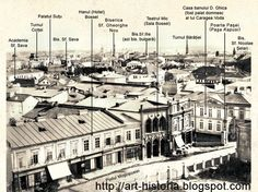 Calea Victoriei și săli de teatru