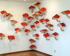 Intricate Modular Paper Sculptures by Richard Sweeney - Cretíque