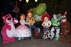 Bullseye at Disney Character Central