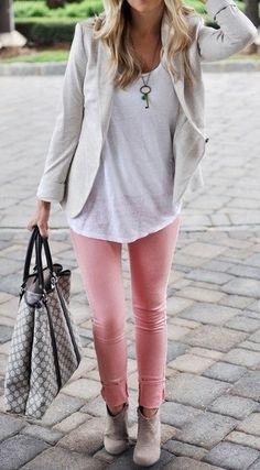 light colors.