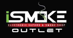 iSmoke Outlet  We have a wide variety of Electronic Cigarettes, Vaporizer, Pipes, E liquids and Hookah. Our Electronic Cigarettes and Vaporizer selection includes something for every taste.    http://www.ismokeoutlet.com