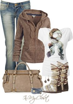 """""""Casual - #35"""" by in-my-closet on Polyvore"""
