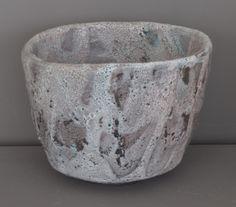Bol / bowl - H : 9 cm -  On sale in the gallery / En vente à la galerie.